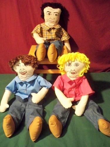 Janet's Dolls