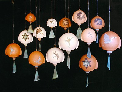 Ty Minton Wind Bells Animals 1