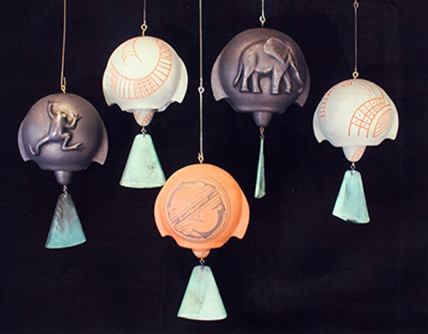 Wind Bells Animals 2