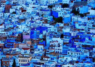 Blue Town, Chefchaouen, Morocco