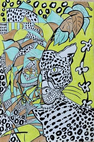 Leopardo-wild life