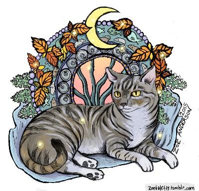 Mucha Cat