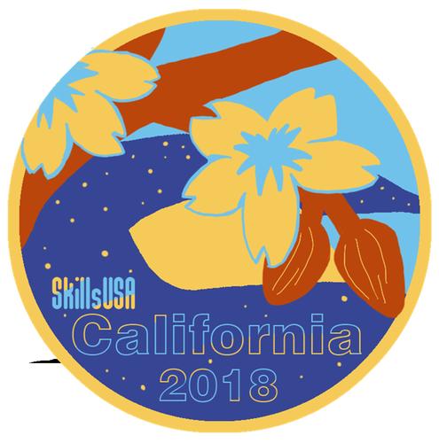 SkillsUSA 2018 T Shirt Design
