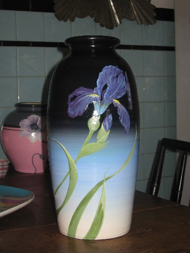 dawn cathleen andrews blue iris