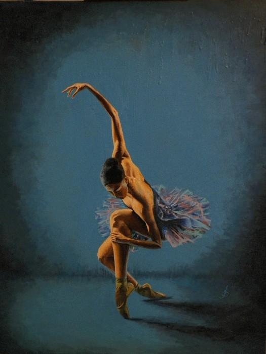 blu danser