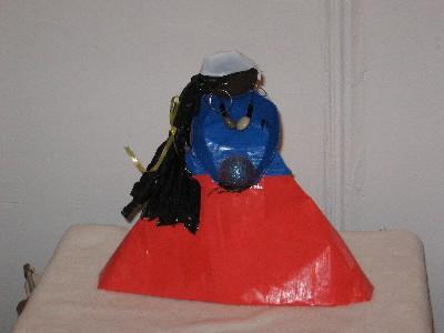 Gypsy Paper Doll