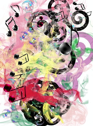 music smoke
