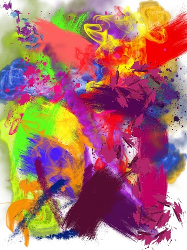 abstract kaos